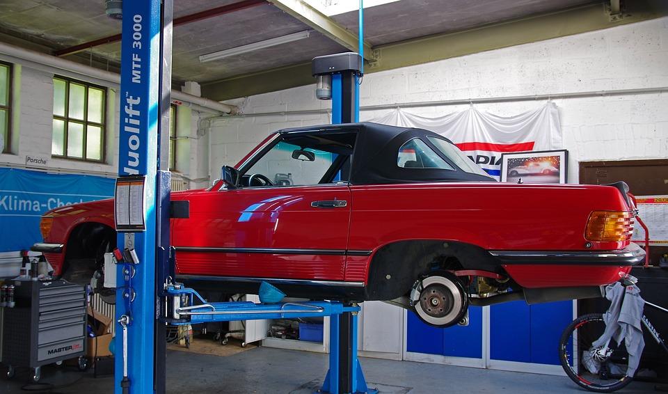 Auto Workshop Repair Free Photo On Pixabay