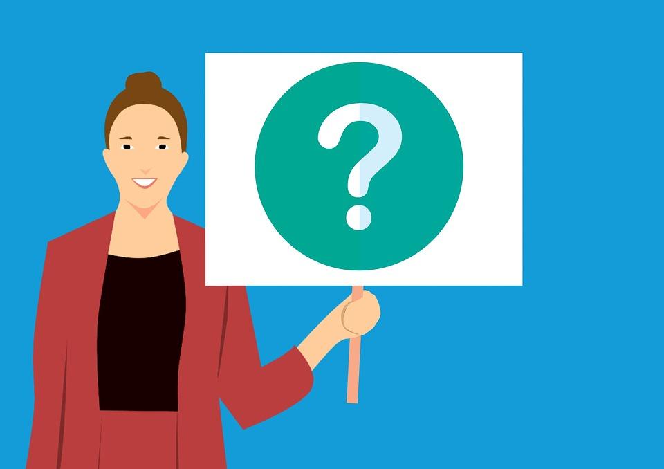Bertanya Menebak Bisnis Komunikasi Tanda  C B Public Domain