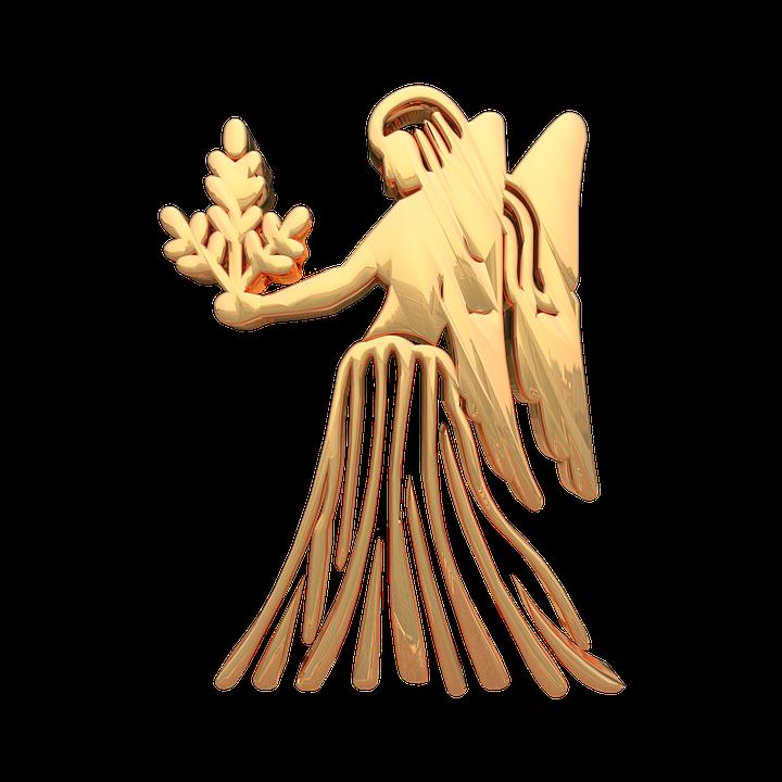 Знаки Зодиака, Символ, Прозрачный Фон, Дева