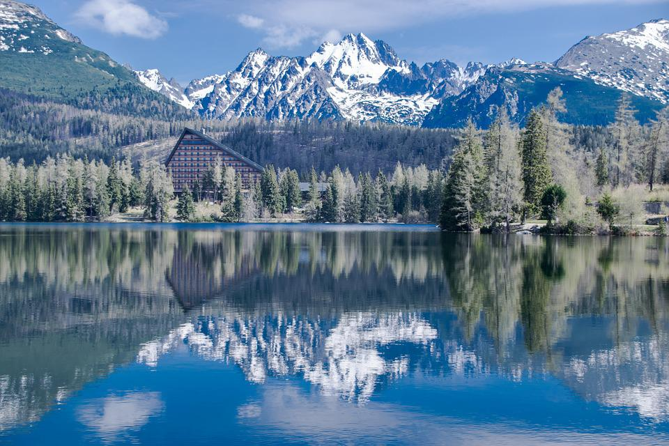Pleso, High Tatras, Slovakia, Lake, Nature, Panorama