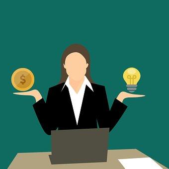 Idée D'Affaires, Créative, Publicité