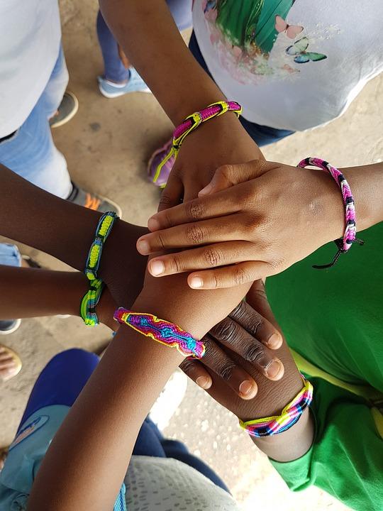 Vriendschap, Armband