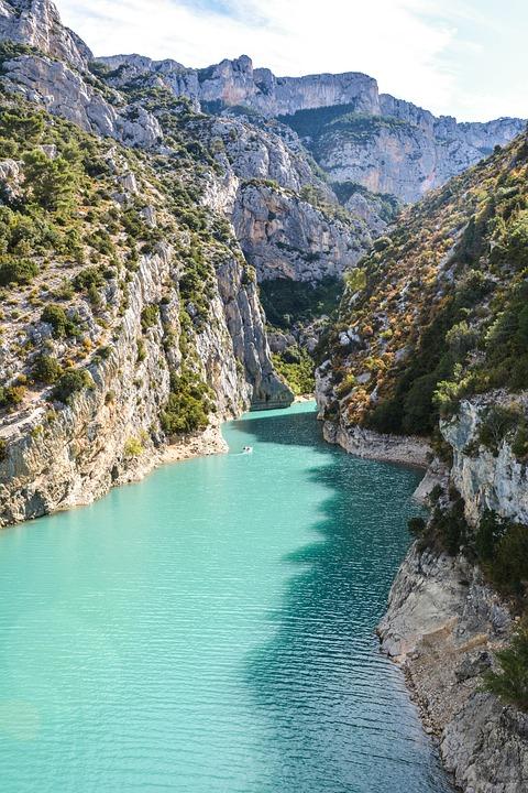 France lac de sainte croix free photo on pixabay - Office du tourisme lac de sainte croix ...