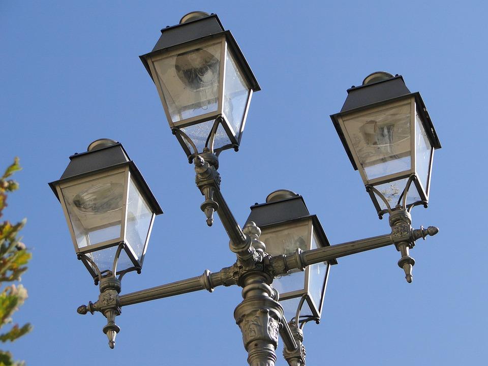 The Street Lamp Post Lamppost Free Photo On Pixabay