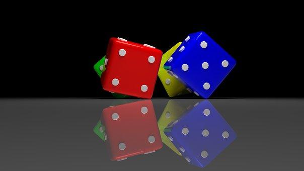 Chance, Gambling, Dice, Casino, Game