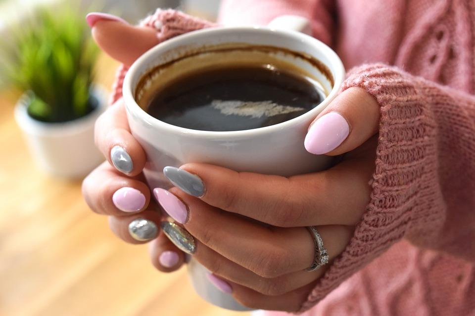 Caffè, La Bevanda, Caldo, Mangiare, Prima Colazione