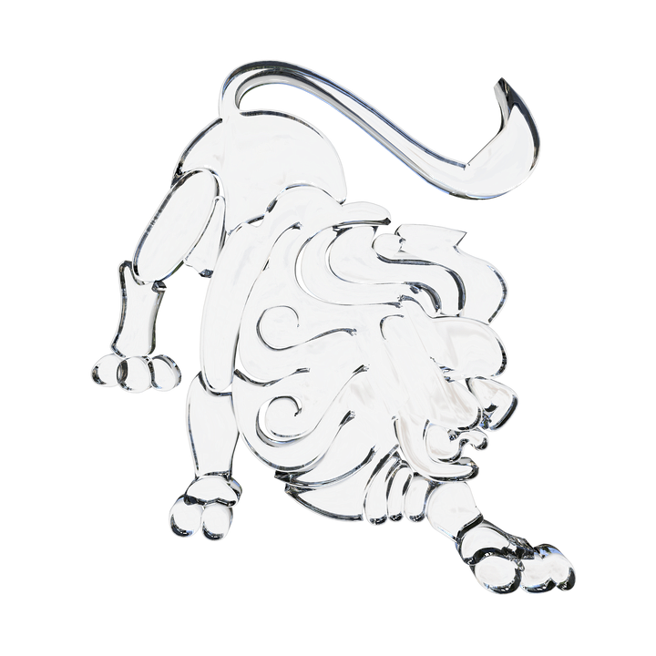 Glass Signs Of The Zodiac Leo Free Photo On Pixabay
