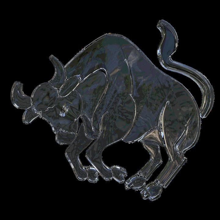 Glas Tierkreiszeichen Stier Kostenloses Foto Auf Pixabay