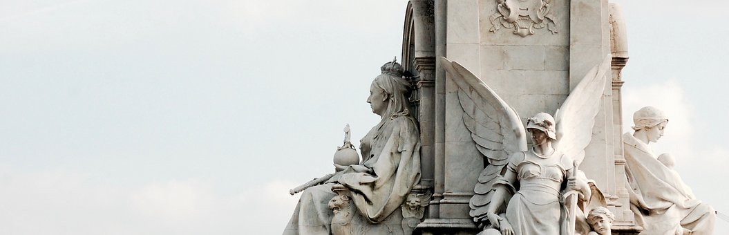 Statue, Voyage, Tourisme, Buckingham