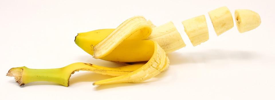 Plátano, Frutas, Delicioso, Dulce, Amarillo, Vitaminas