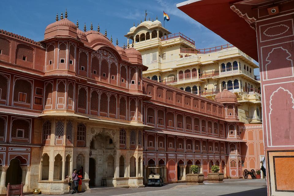 City Palace Jaipur India - Free photo on Pixabay