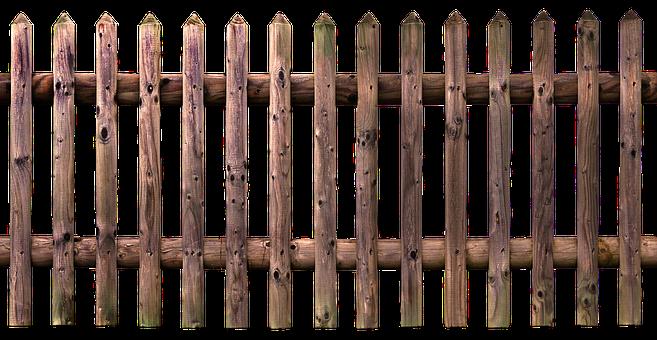 fence. Fence, Wood Fence Element