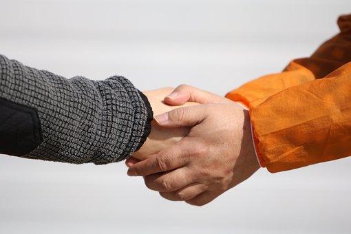 人々, 手, 男性, 握手, 人, お願い, 選挙, 取引, 出会い, 握手