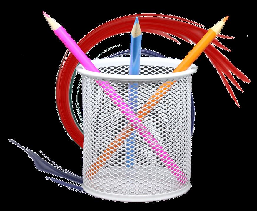 Kalemler Boya çizim Pixabayde ücretsiz Fotoğraf