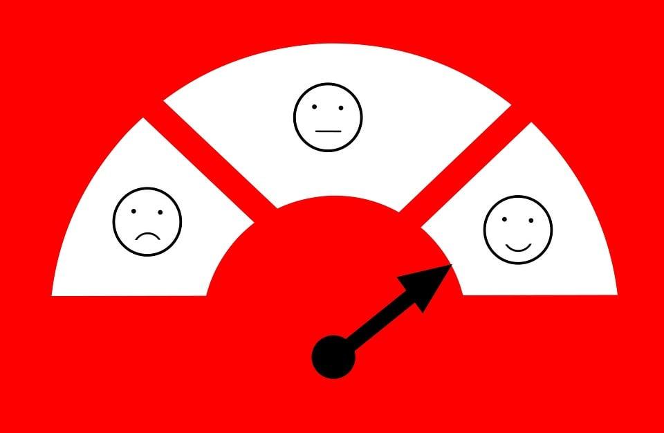 Opinie, Satysfakcja, Klientów, Klient, Badanie