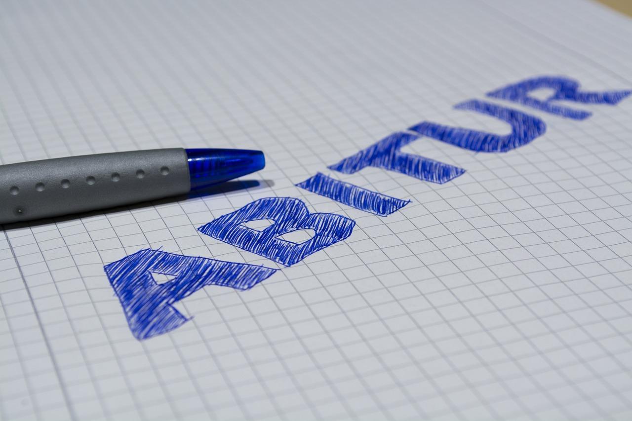 Abitur Prüfung Schule - Kostenloses Foto auf Pixabay