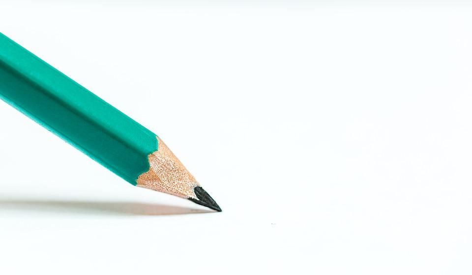 Pencil Writing Education · Free photo on Pixabay