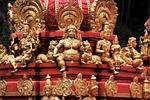 czerwone, hinduskie, religia