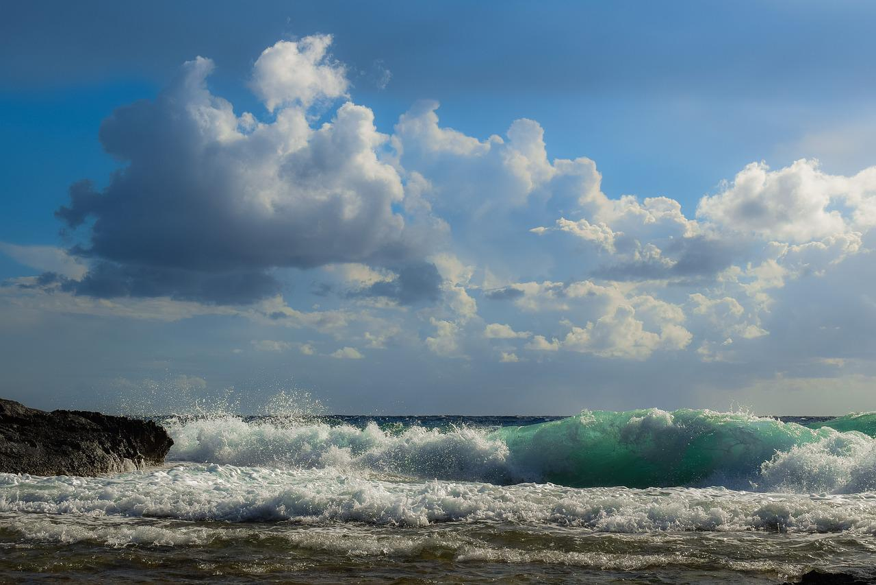современных волны небо картинки варим