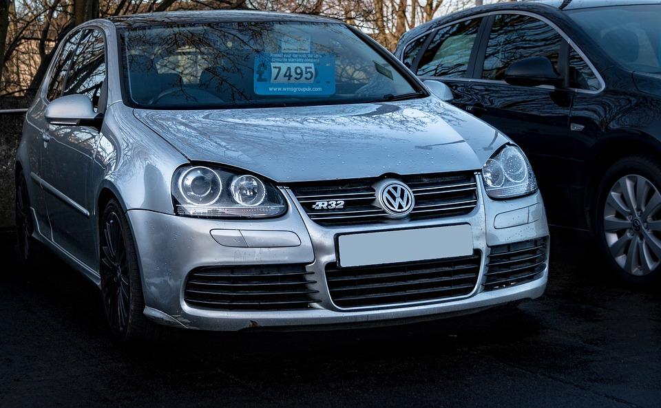 Volkswagen Golf R32, Volkswagen, Golf, R32, Mk5