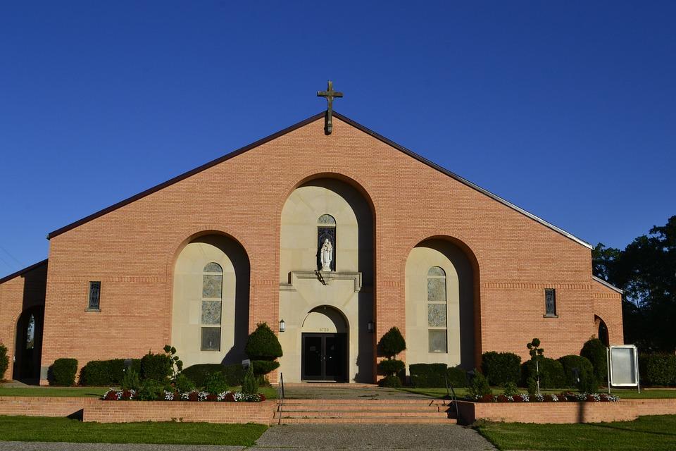 Kerk, Religie, Houston, Texas, Geloof, Architectuur
