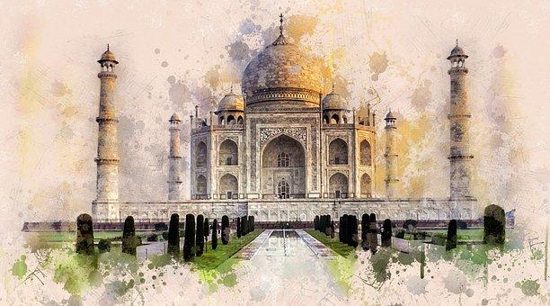 300 Free Taj Mahal India Images Pixabay