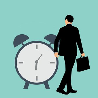 Relógio, Cronograma, Ampulheta