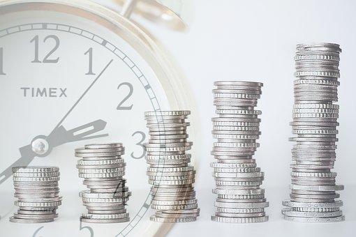 Investissement, Finances, Temps