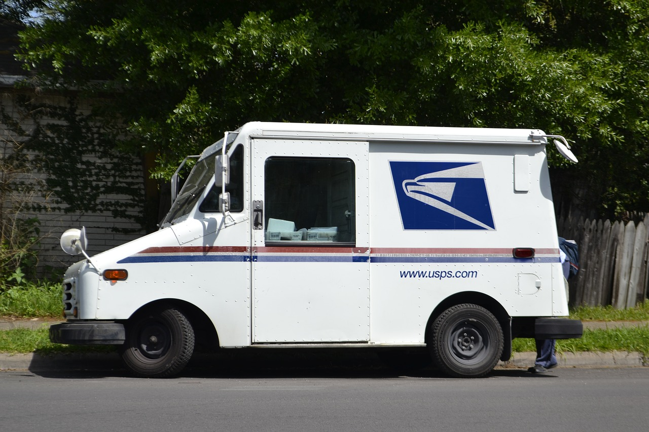 USPS delivery service