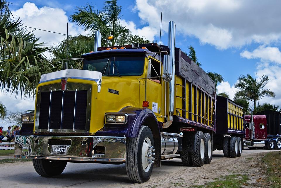 88 Gambar Mobil Dump Truck HD