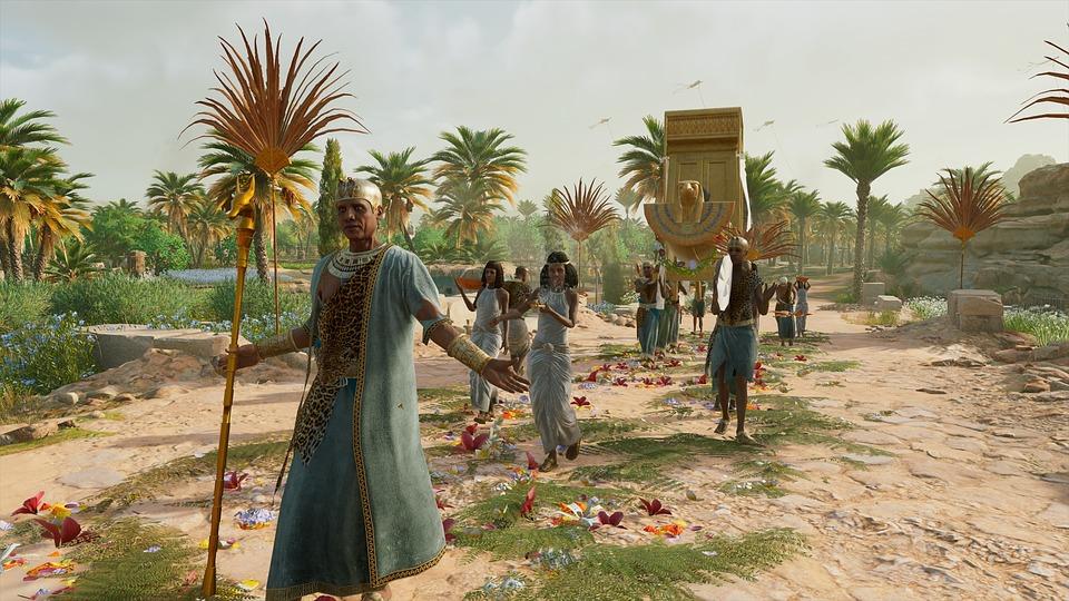 Египет, Похвалы