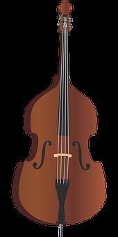 Double Bass, Bass, Music, Bluegrass
