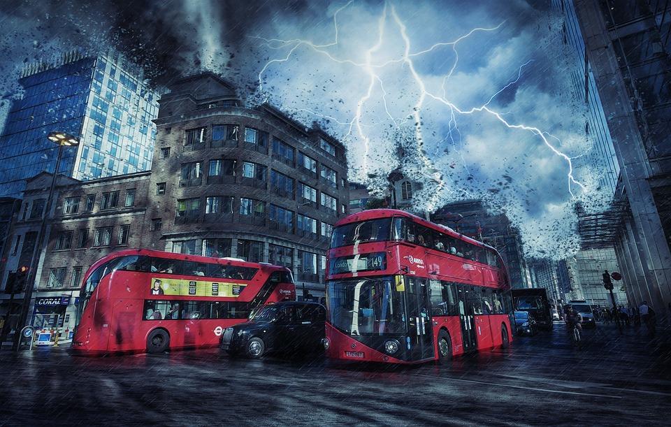 London Storm Weather · Free photo on Pixabay