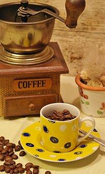 Coffee, Drink, Espresso, Cup, Caffeine