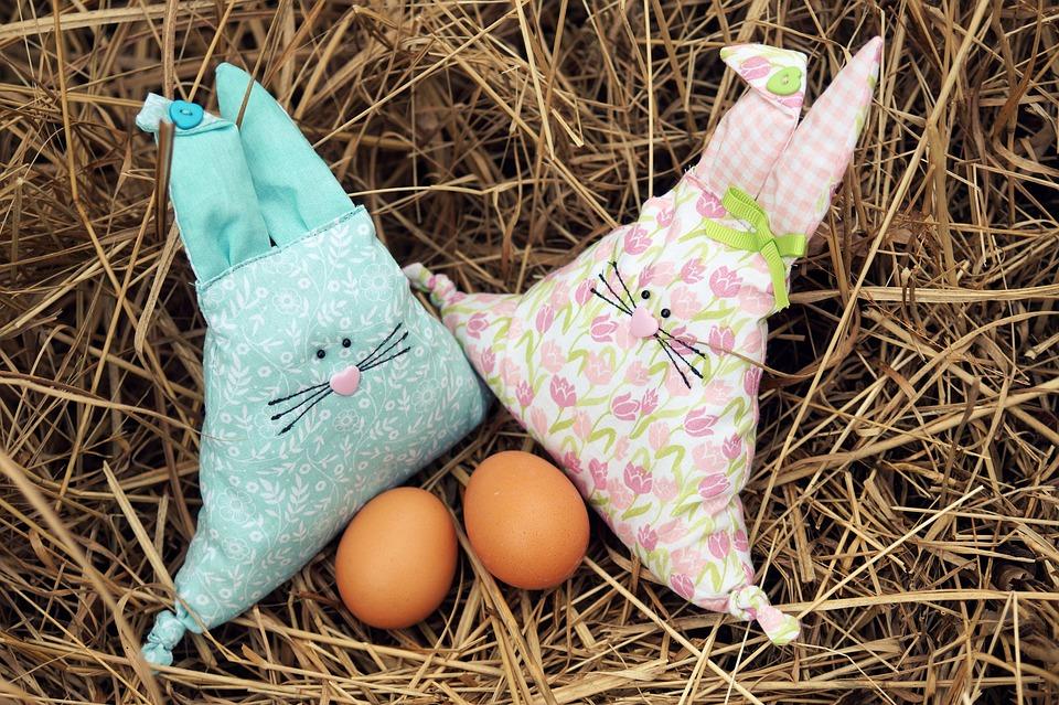 Pasen easter bunny gevulde dieren · gratis foto op pixabay