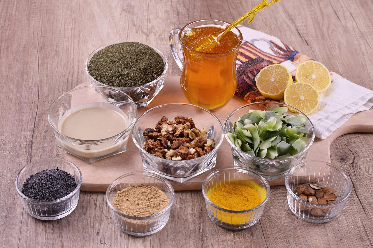Целебный мед с травами - лекарственный рецепт приготовления 79