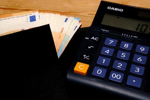 Calculatrice De Bureau, Calculatrice