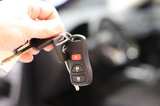 Security, Hand, Technology, Car