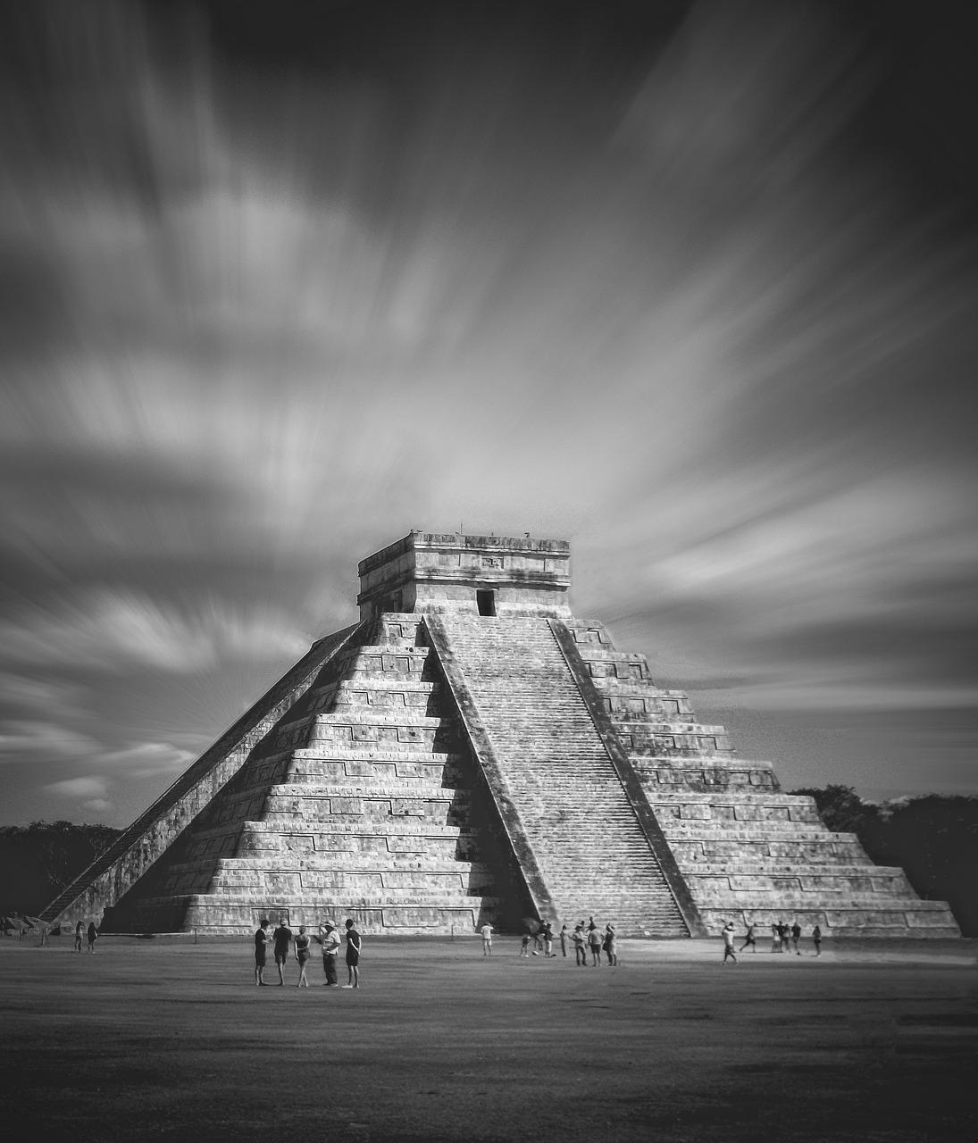 пирамиды майя картинки катамаран пенопласта непотопляем