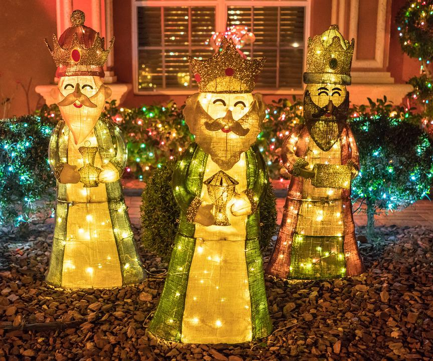 Imagenes Tres Reyes Magos Gratis.Tres Reyes Magos Navidad Foto Gratis En Pixabay