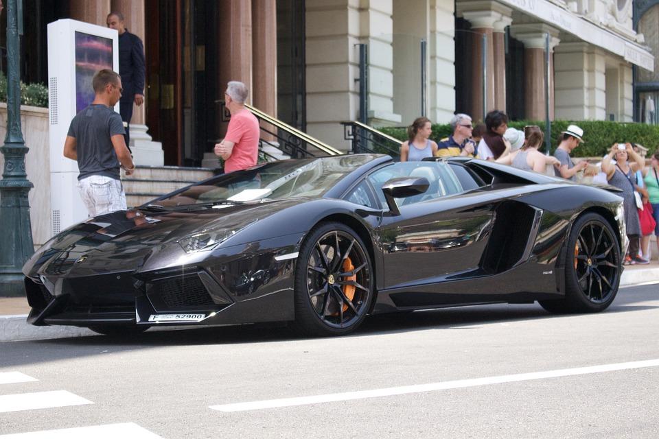 Teure Autos, Monaco