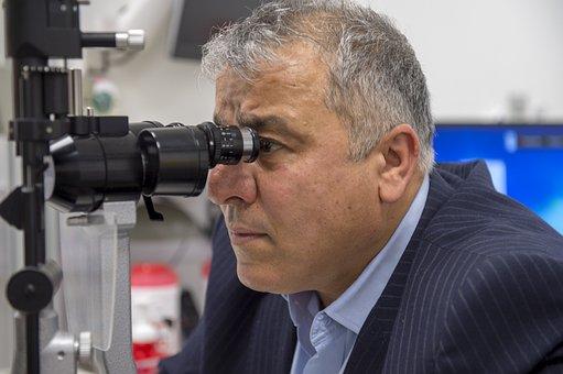 Eyecare, Глаз Испытания, Офтальмология