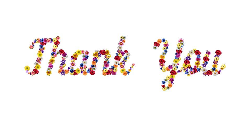 Gracias, Flores, Árbol, Armonía, Armonioso, Jardín