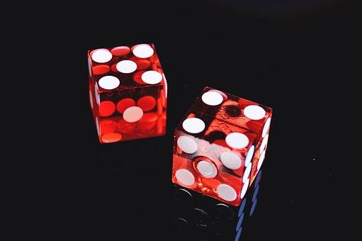 Casino, Dice, Las Vegas, Games, Cube