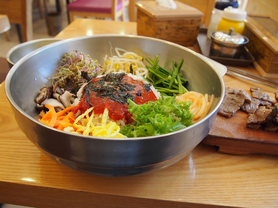 Korean food diet seoul free photo on pixabay korean food diet seoul bibimbap forumfinder Image collections
