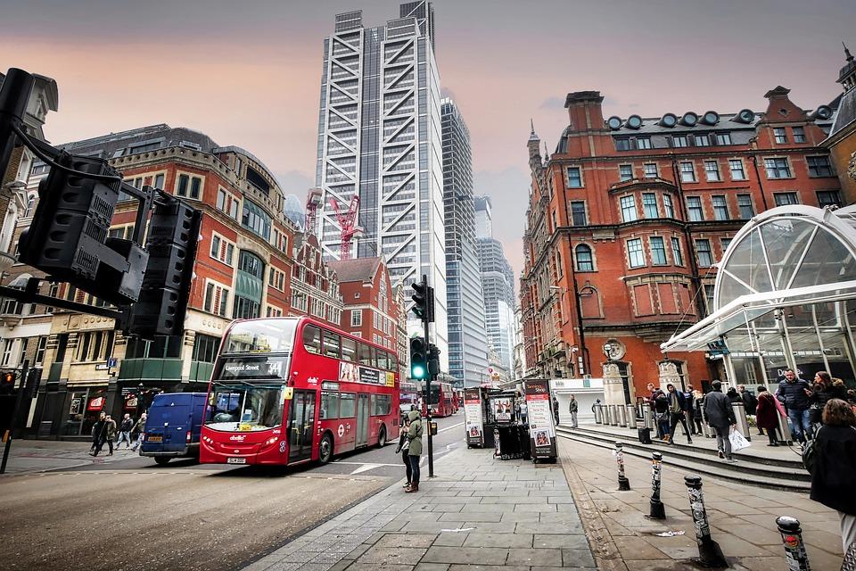 City, Road, Travel, Tourism, Architecture, London