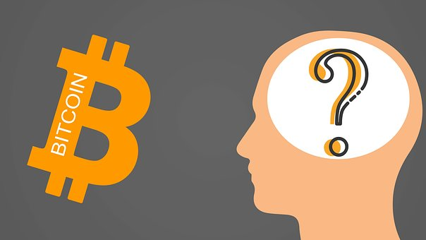 Bitcoin, Question, Person, Mind