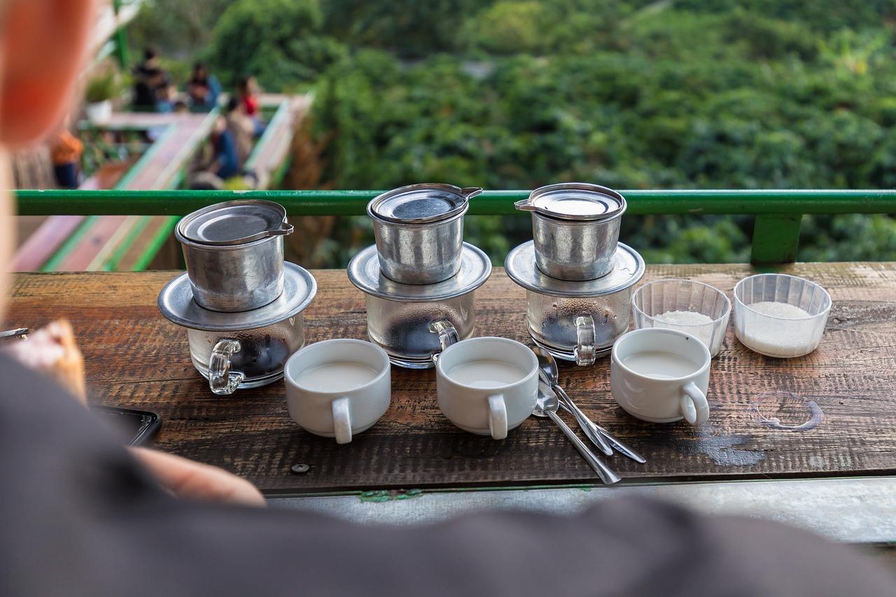 Кофе во вьетнаме картинки