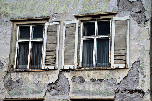Window, Hotel, Architecture, Old