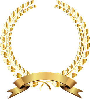 Golden, Laurel, Wreath, Conquest